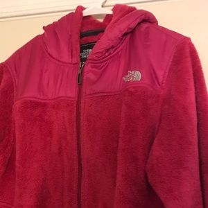 Women's North Face Fleece